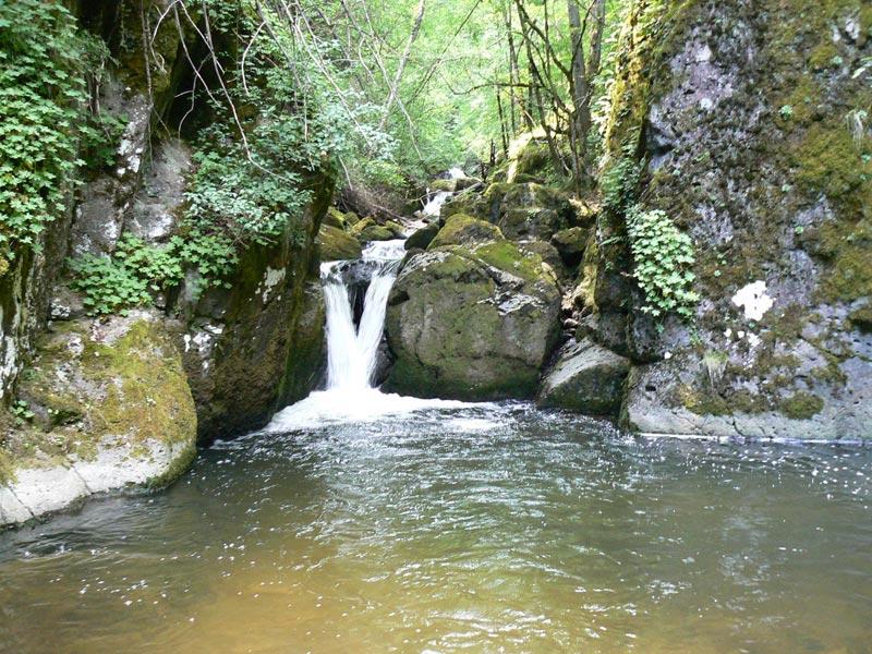 Сачандере - ляв приток на Девинска река