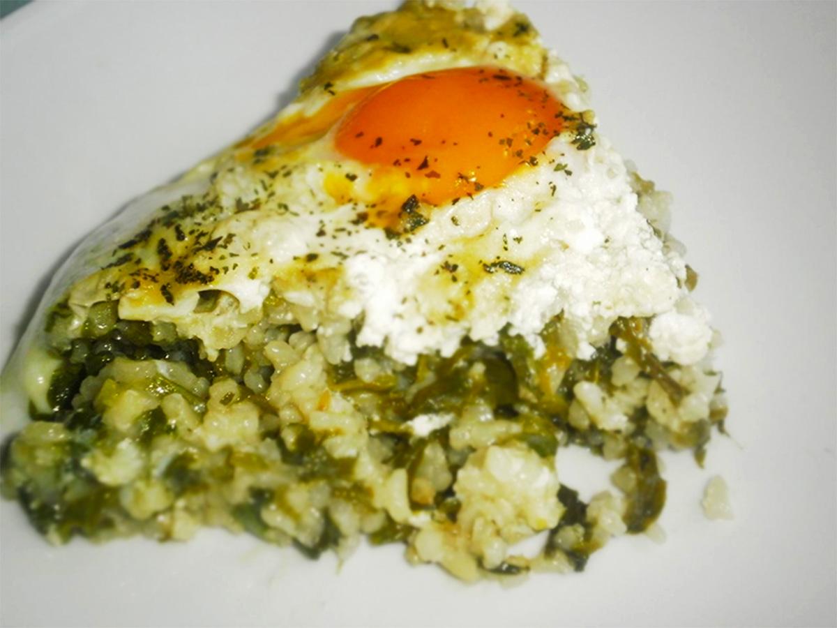 Голеник - спанак с ориз